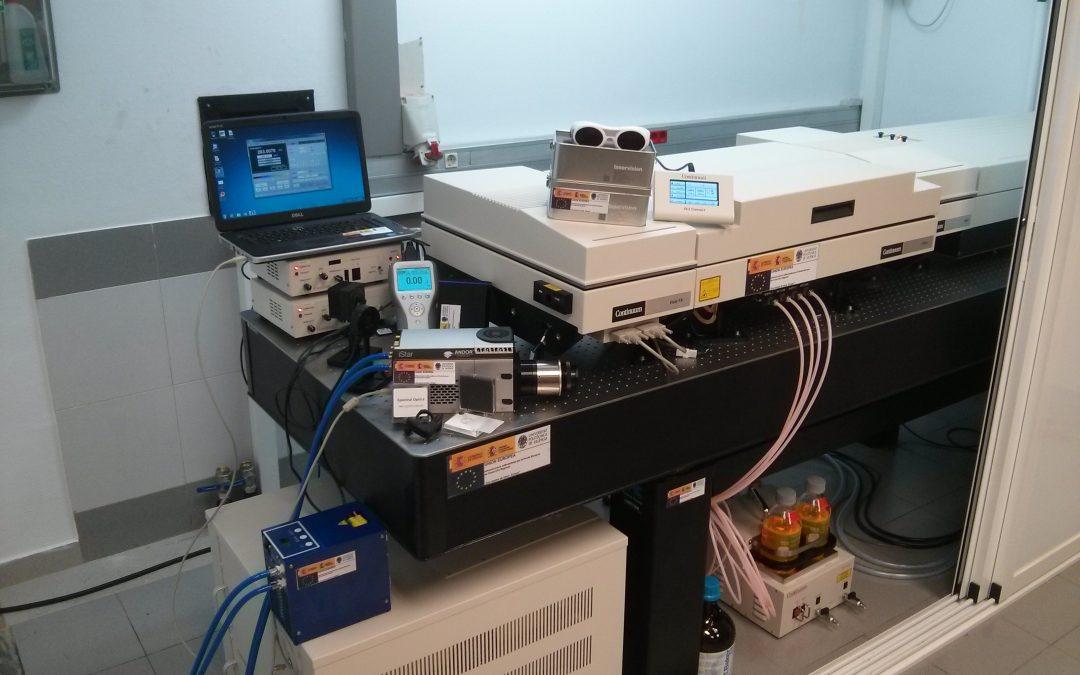 Laser de colorante sintonizable – CMT-Motores Térmicos (UPV)