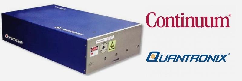Quantronix se fusiona completamente con Continuum