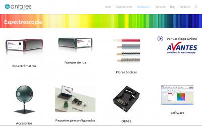 Nueva línea de productos para Espectroscopía