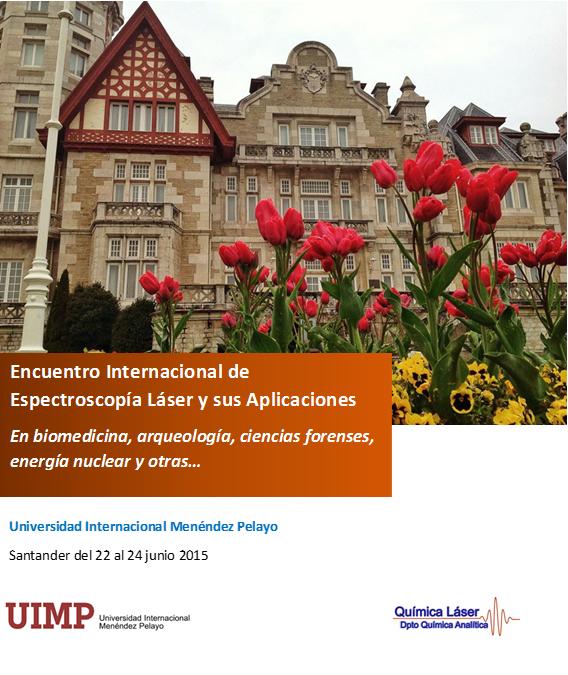 Primer Encuentro Internacional de Espectroscopía Láser y sus Aplicaciones