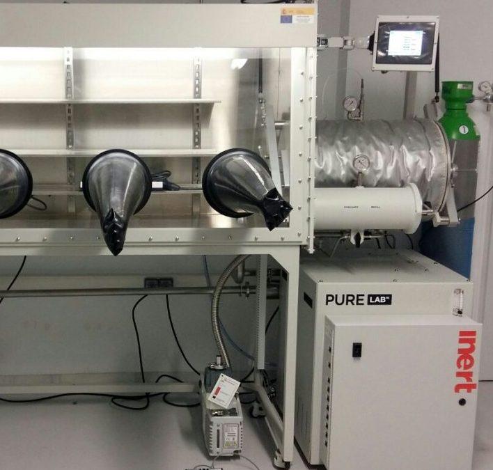 Caja de Guantes PureLab HE 4GB- CICA – Universidad A Coruña