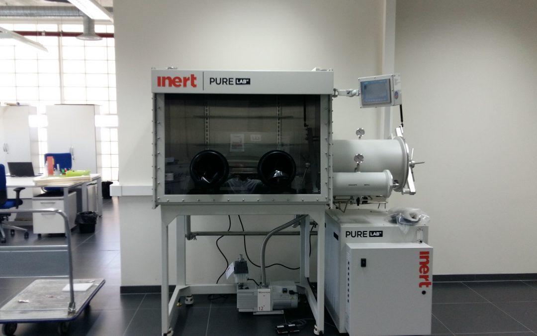 Caja de Guantes PureLab HE 4GB – ALBUFERA Energy Store (UAM)