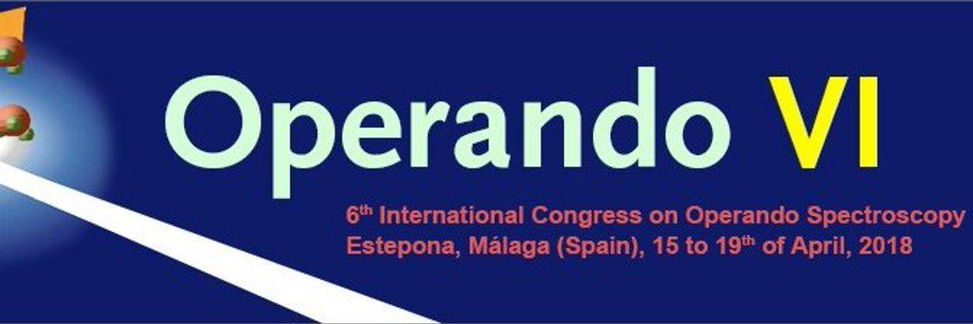 Antares Instrumentacion en el 6º Congreso Internacional de Operando Espectroscopía