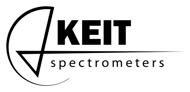 Keit FTIR espectroscopia control procesos