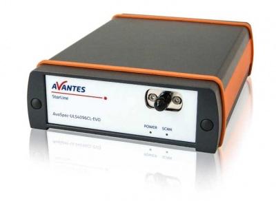 Espectrofotometro compacto fibra optica avantes