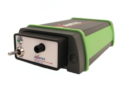 Lampara de laboratorio Halógena Espectroscopia